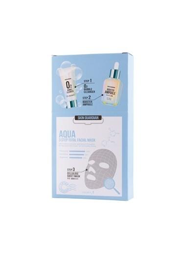 Ancors Skin Guardian Aqua - Nemlendirici Hyalüronik İçeren Asit Yüz Maskesi Renksiz